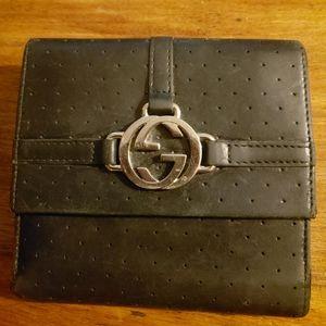 Authentic Gucci Vintage Wallet